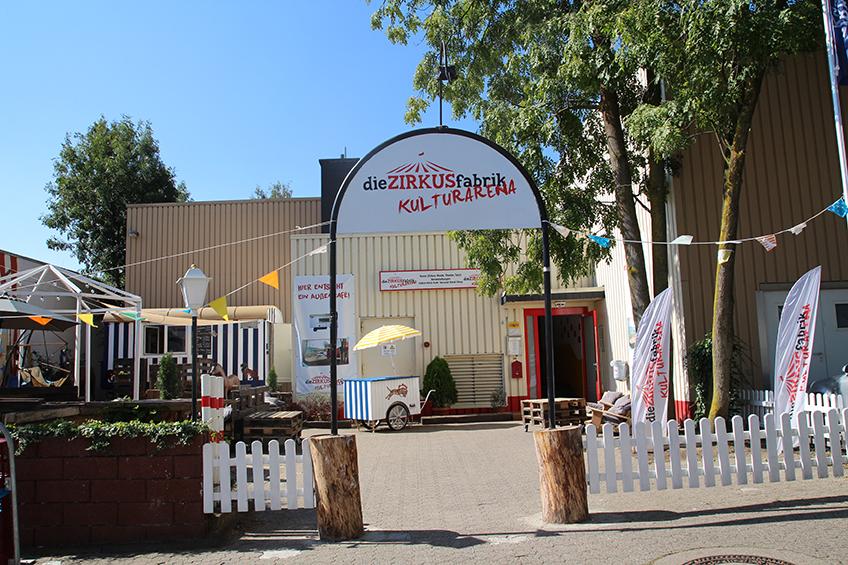 Veranstaltungen in der Zirkusfabrik